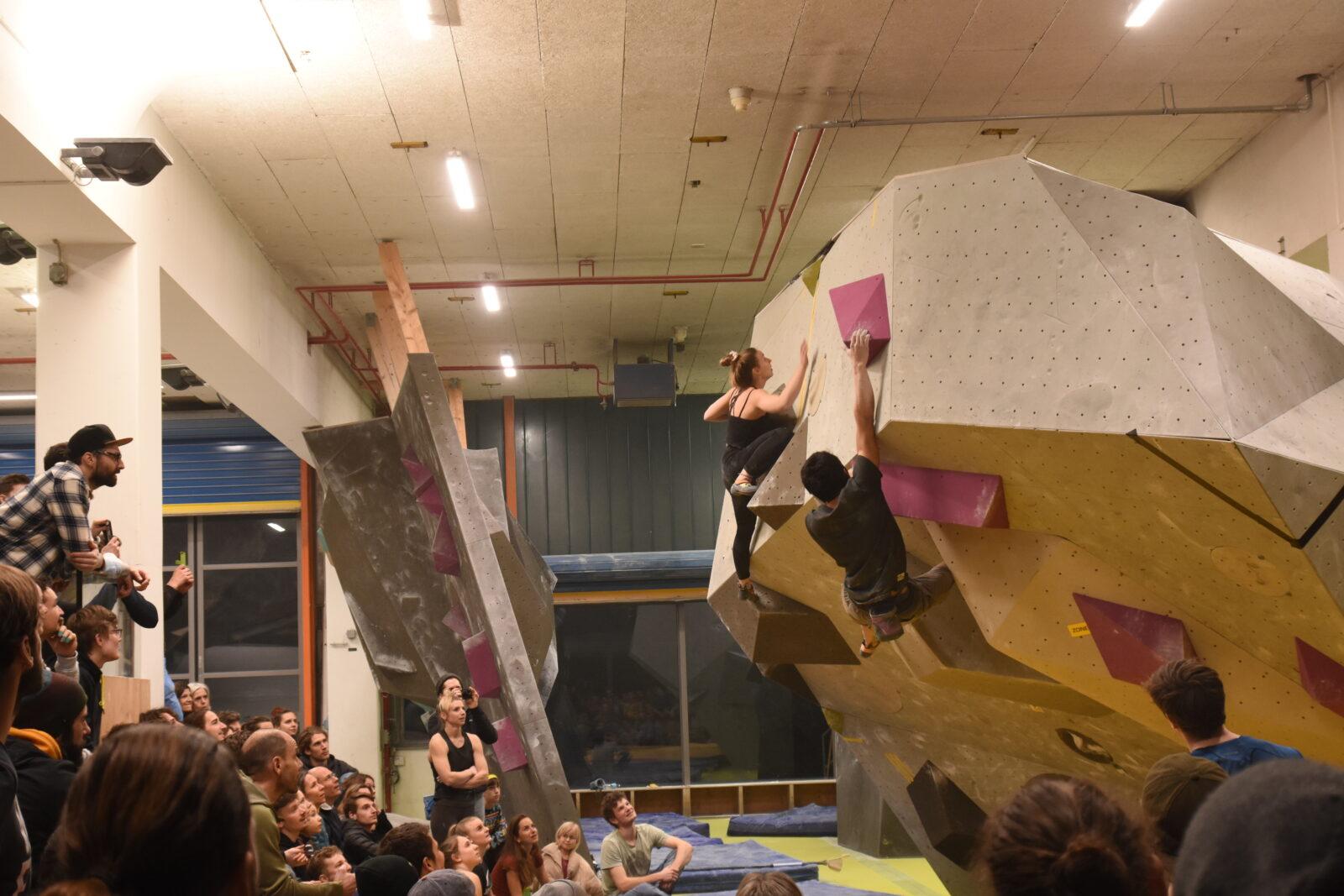 Volumebuster 2020   B2 Boulders & Bar
