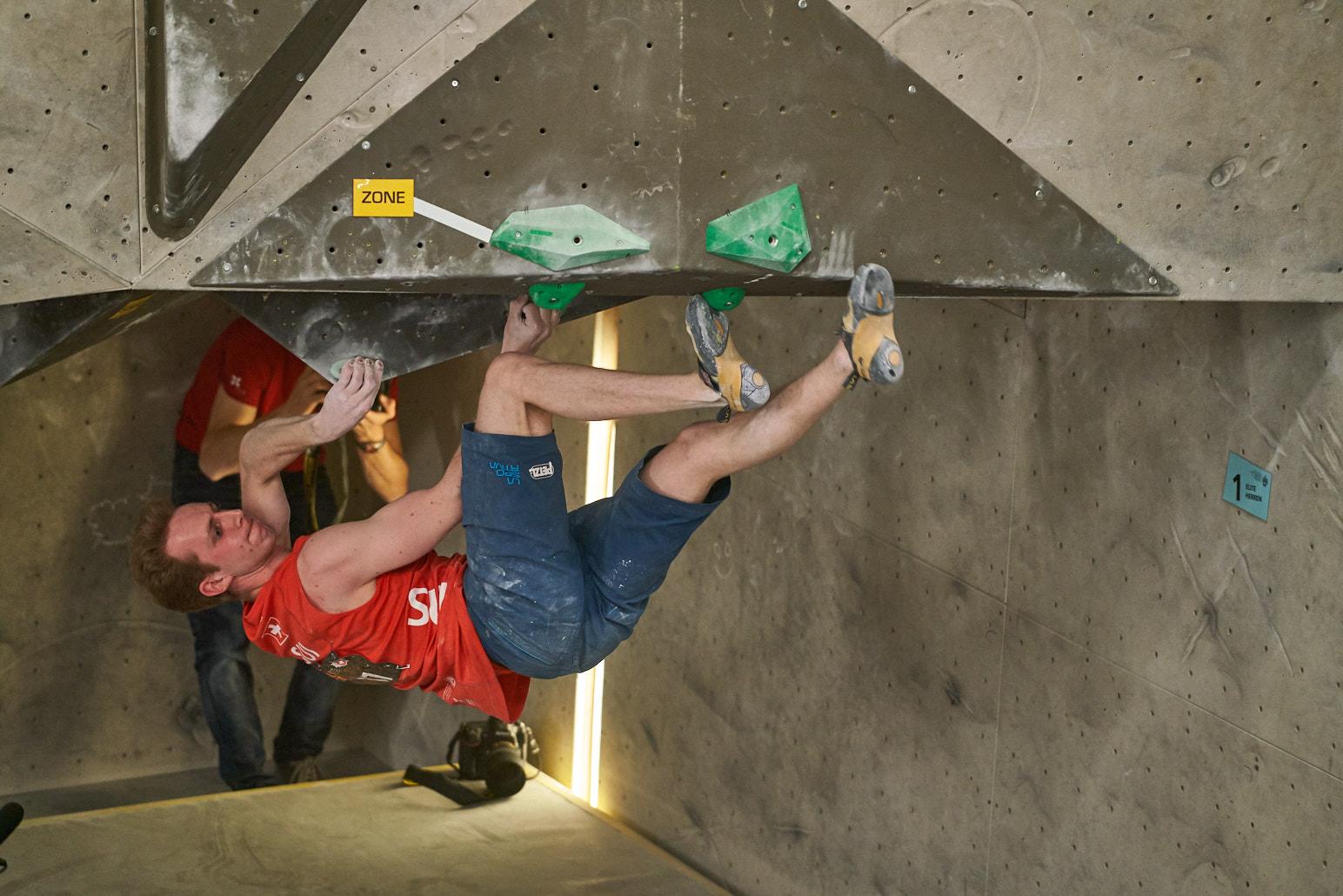 Swiss Climbing Cup 2019 | B2 Boulders & Bar