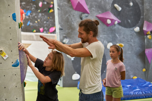 Kinder- und Jugendkurse |B2 Boulders & Bar