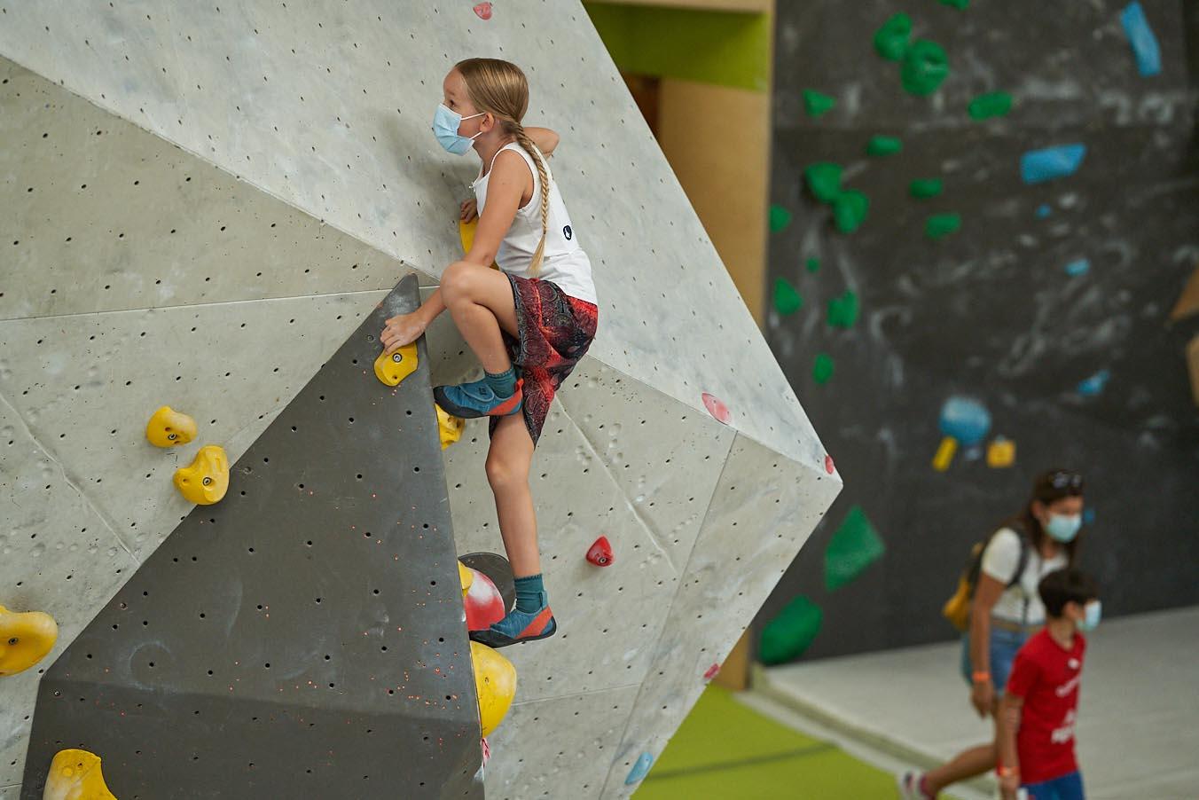 Impressionen Regio Cup 2021   B2 Boulders & Bar